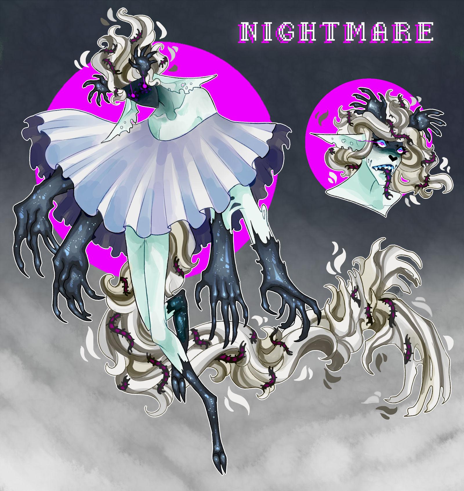 [CS] ICC HALLOWEEN ADVENT 2020 | NIGHTMARE