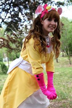 Lizzy in wonderland (Kuroshitsuji) cosplay