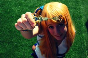 Lucy Heartfilia (Fairy Tail) cosplay