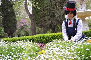 Seller of dreams - Tamako market cosplay