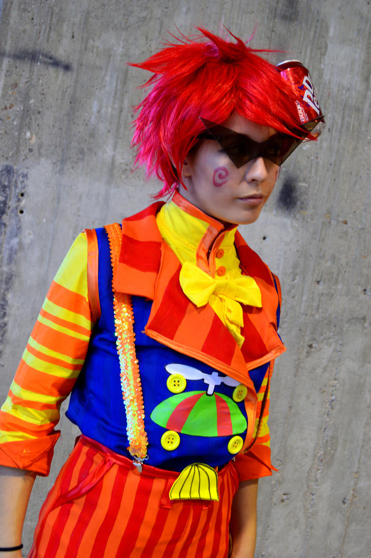 Satisfaction guaranteed - Trickster Dirk cosplay by Voldiesama