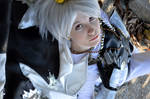 I am not to blame - Teutonic Prussia cosplay