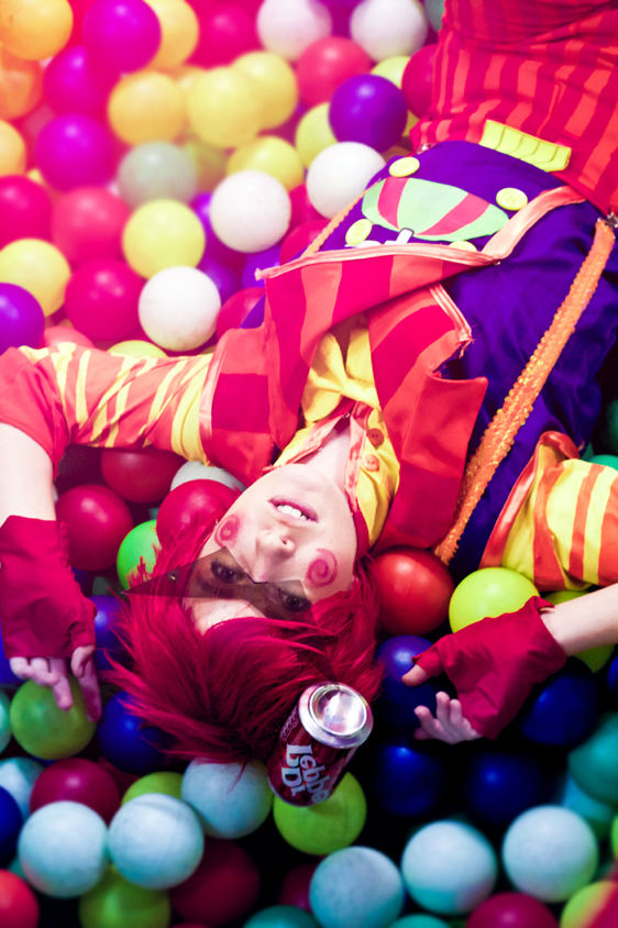 Sugar high - Trickster Dirk cosplay by Voldiesama