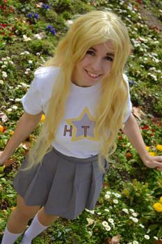 HTT - K-on cosplay