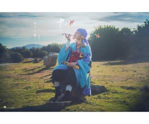 A long trip - Kusuriuri cosplay