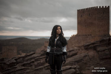 Yennefer of Vengerberg cosplay