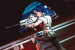 One shot, one kill - Widowmaker Talon cosplay by Voldiesama