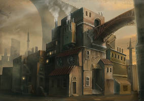 factory by bezumka