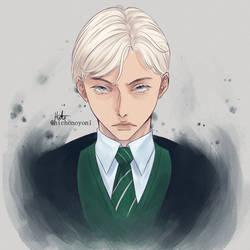 Draco Malfoy by thisFlyingBird