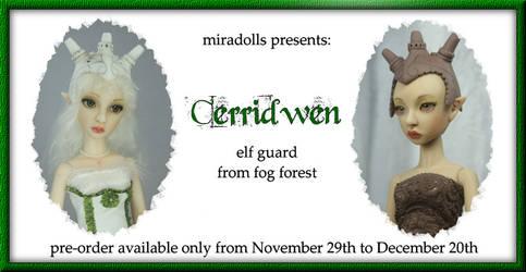 Cerridwen pre-order