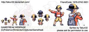 Kenta - Pokemon gold n silver