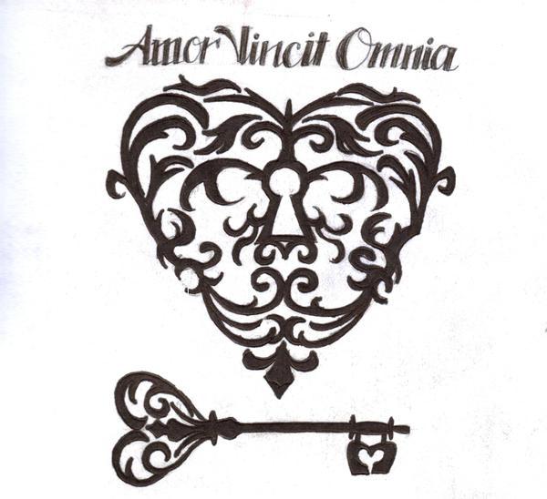 amor vincit omnia by schizophreniclullaby on deviantart. Black Bedroom Furniture Sets. Home Design Ideas