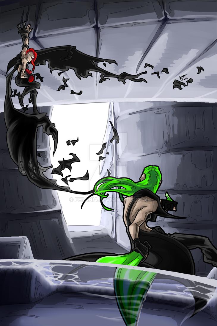 duel by Ferania