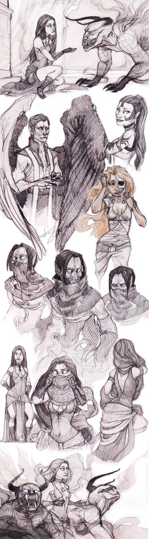 SketchStuff SoulReaver by REYKAT