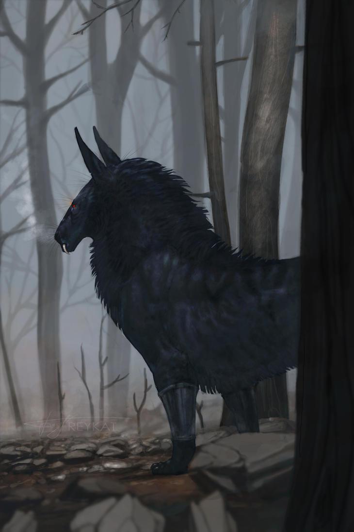 Blue Beast Maftet by REYKAT