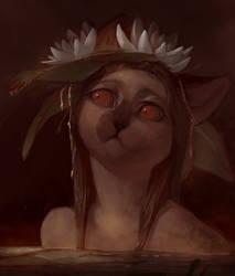 waterlily by REYKAT