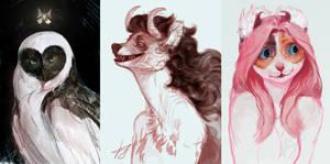 sketchheadshots8 by REYKAT