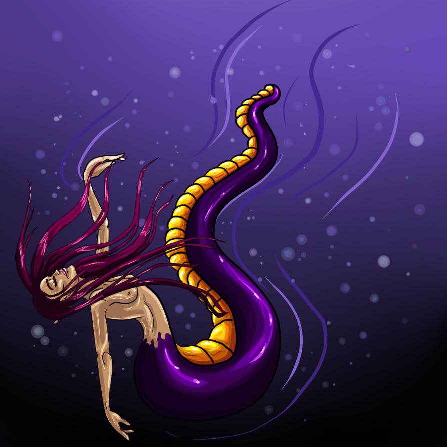 Drowning by Naga-Hunter