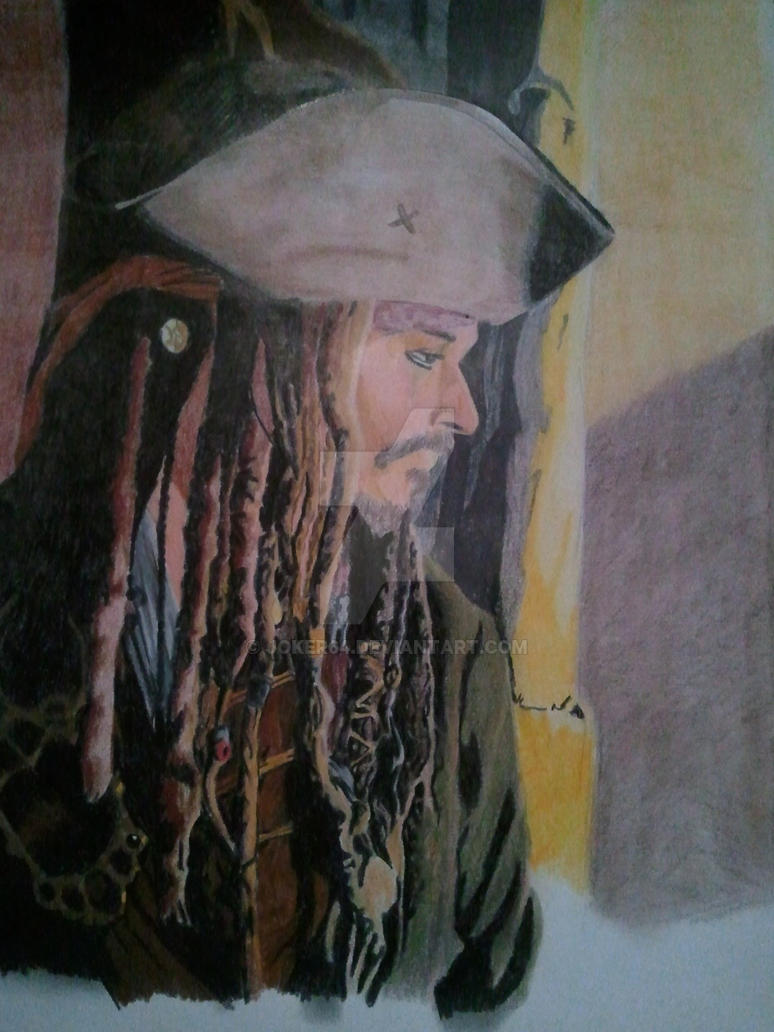 Captain Jack... by Joker64