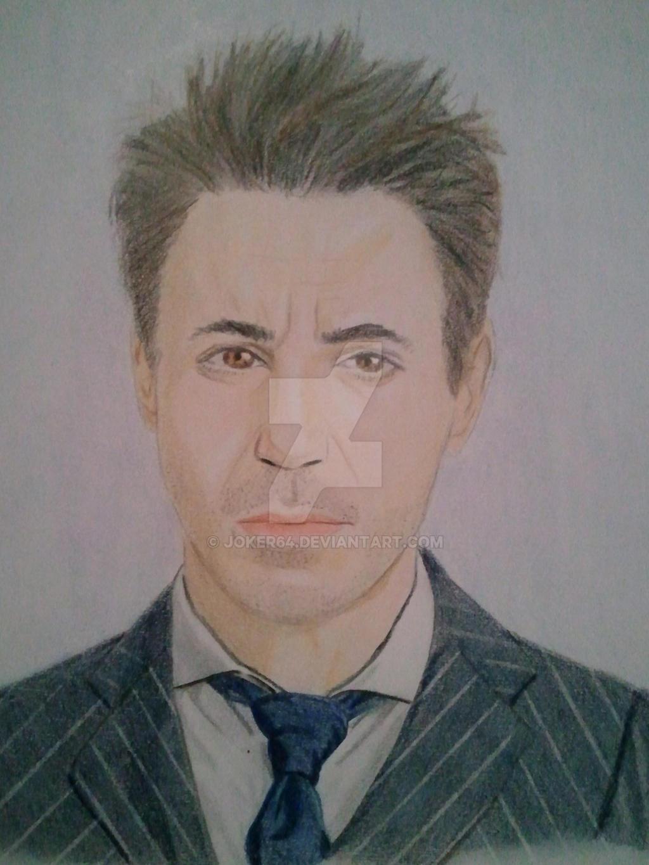 Robert Downey Jr. by Joker64