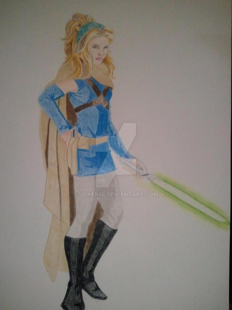 Chloe for Star Wars by Joker64