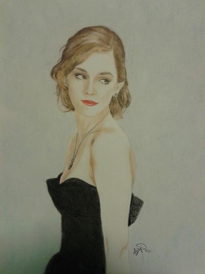 Emma Watson. by Joker64