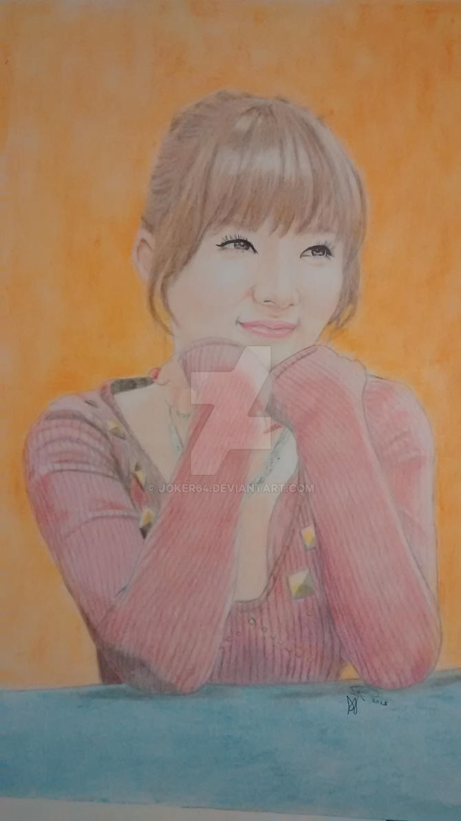 Joo Min Hee by Joker64