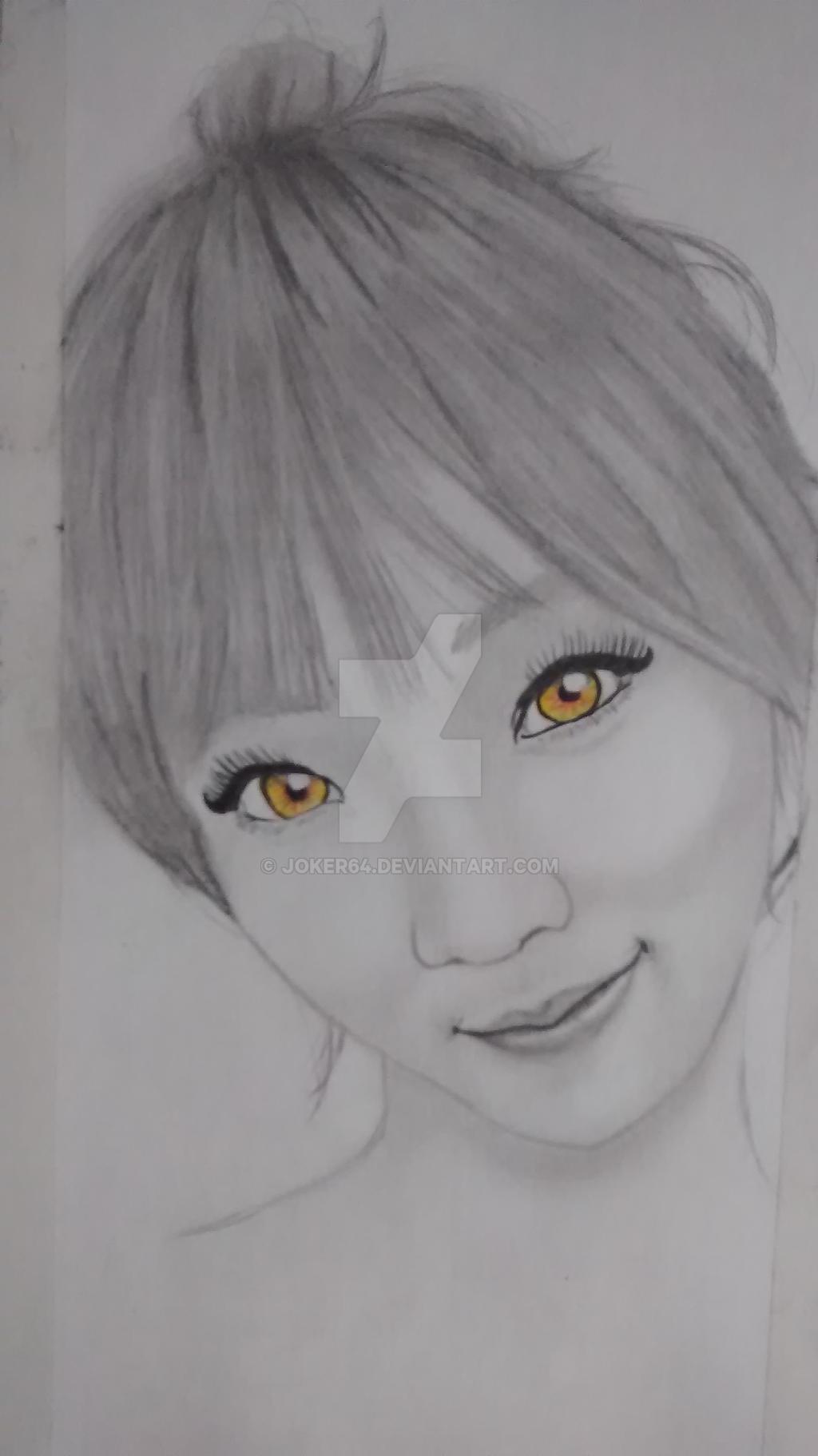 work in progress 2/4 Min Hee by Joker64