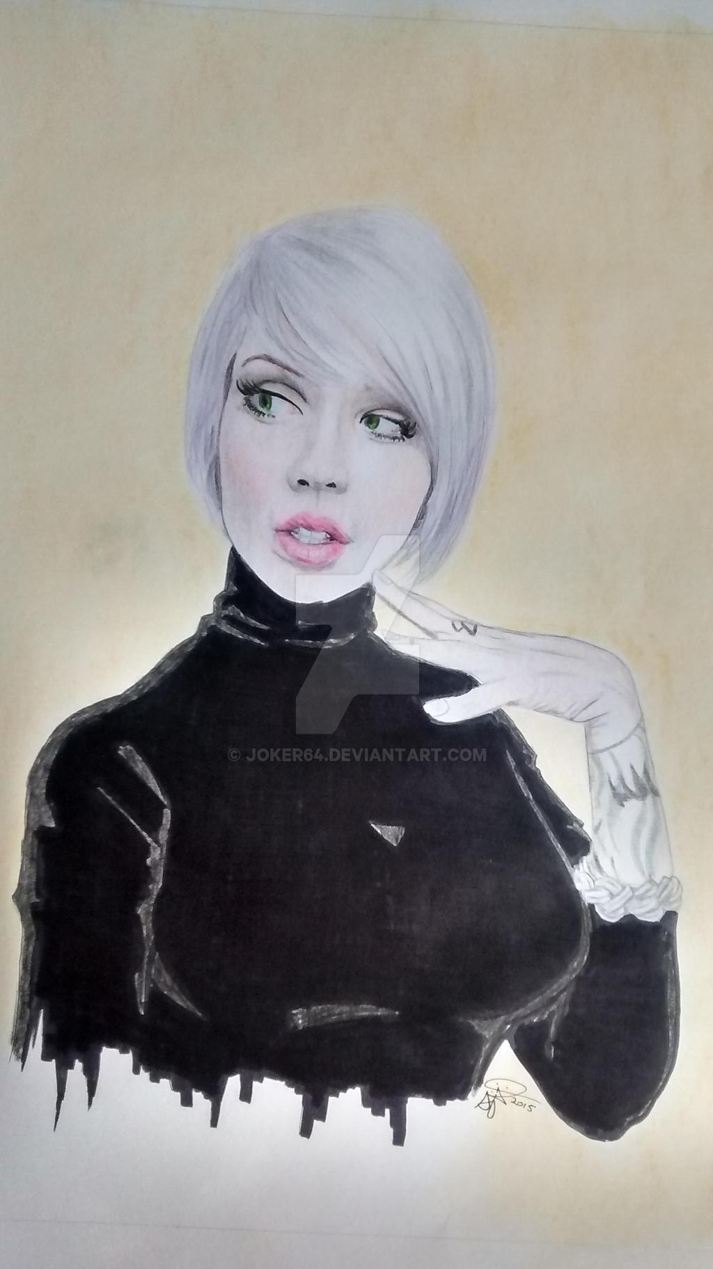 Sara X by Joker64