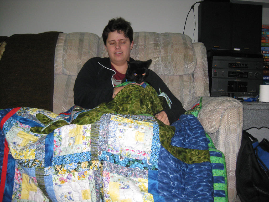 Frog Lap Quilt 2 by lost-angle