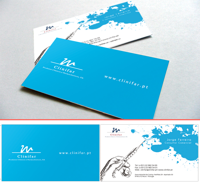 Business Cards III by VoidGFX