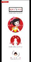Japanese Styled logos