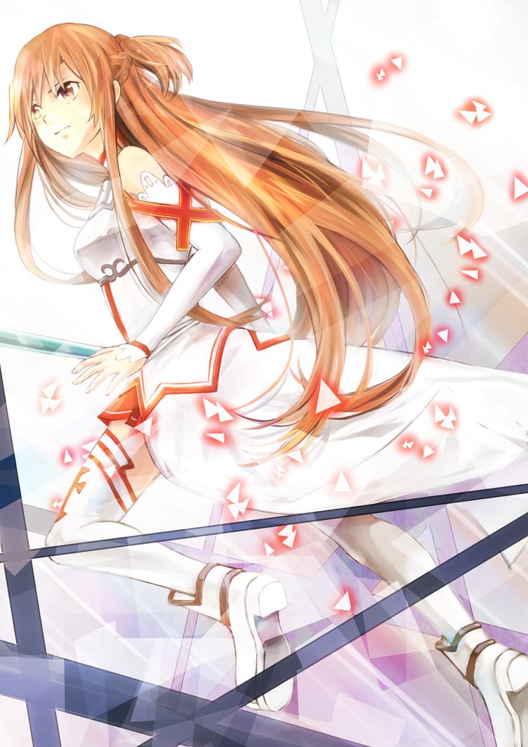 Asuna - SAO by milysnow