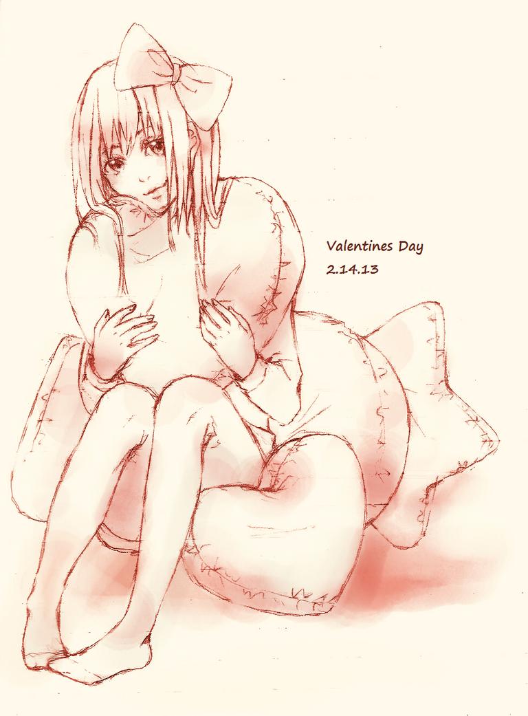 Valentines 2013 by milysnow