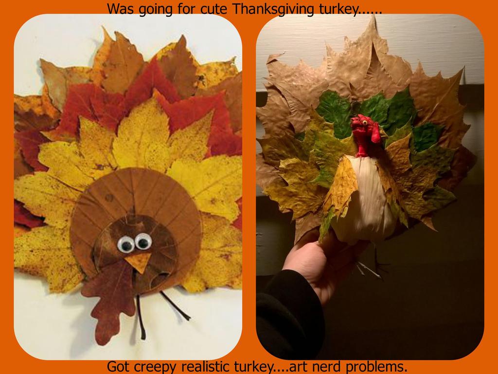 wall turkey by myeyesinthemirror