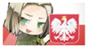 APH Poland Stamp by Fannochka