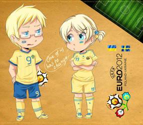 Euro 2012 Sweden Ukraine