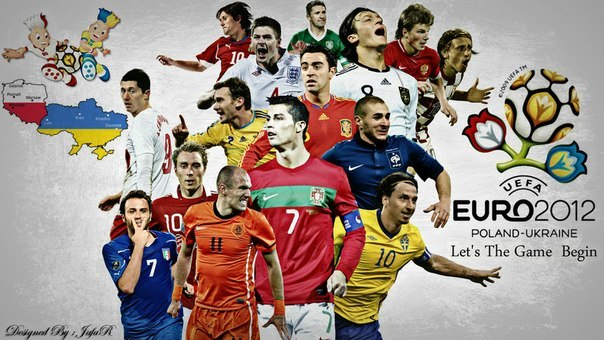 EURO 2012 by Fannochka