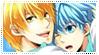 KnB Kise-x-Kuroko Stamp