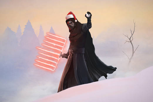 Holiday Kylo Ren