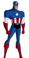 Avengers Unlimited Captain America