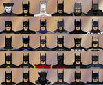 Faces of the Bat