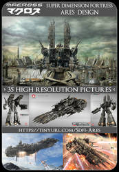 SDF-1 Ares - Set Preview by Yann-S