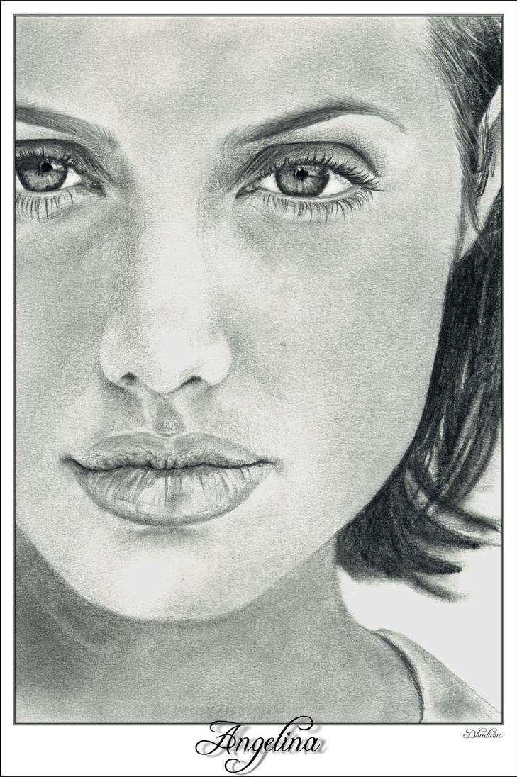 Jolie by bluedicius