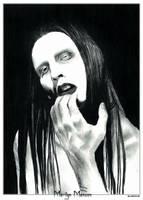 Manson by bluedicius