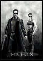 Matrix by bluedicius