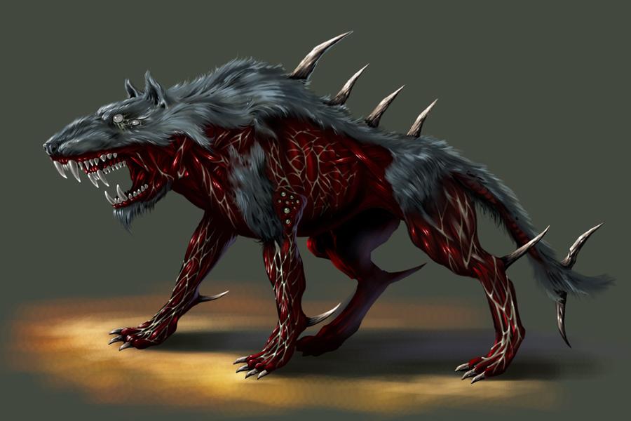 http://orig10.deviantart.net/6425/f/2009/262/4/1/mutant_dog_by_anubiscomics.jpg