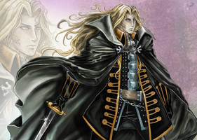 Alucard Detail by Claudiney