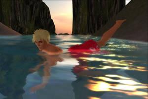 Goddess Lake Page 3 by crochampion