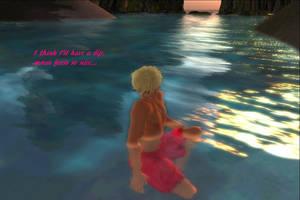 Goddess Lake Page 2 by crochampion